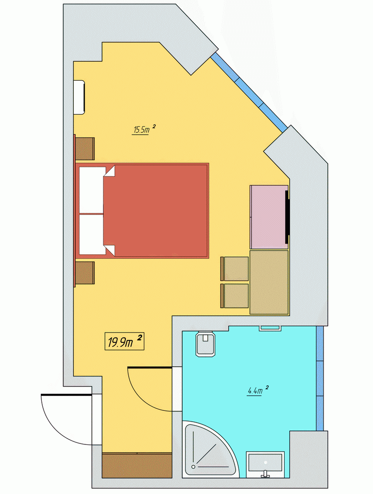 Partner Guest House - daily rate apartments