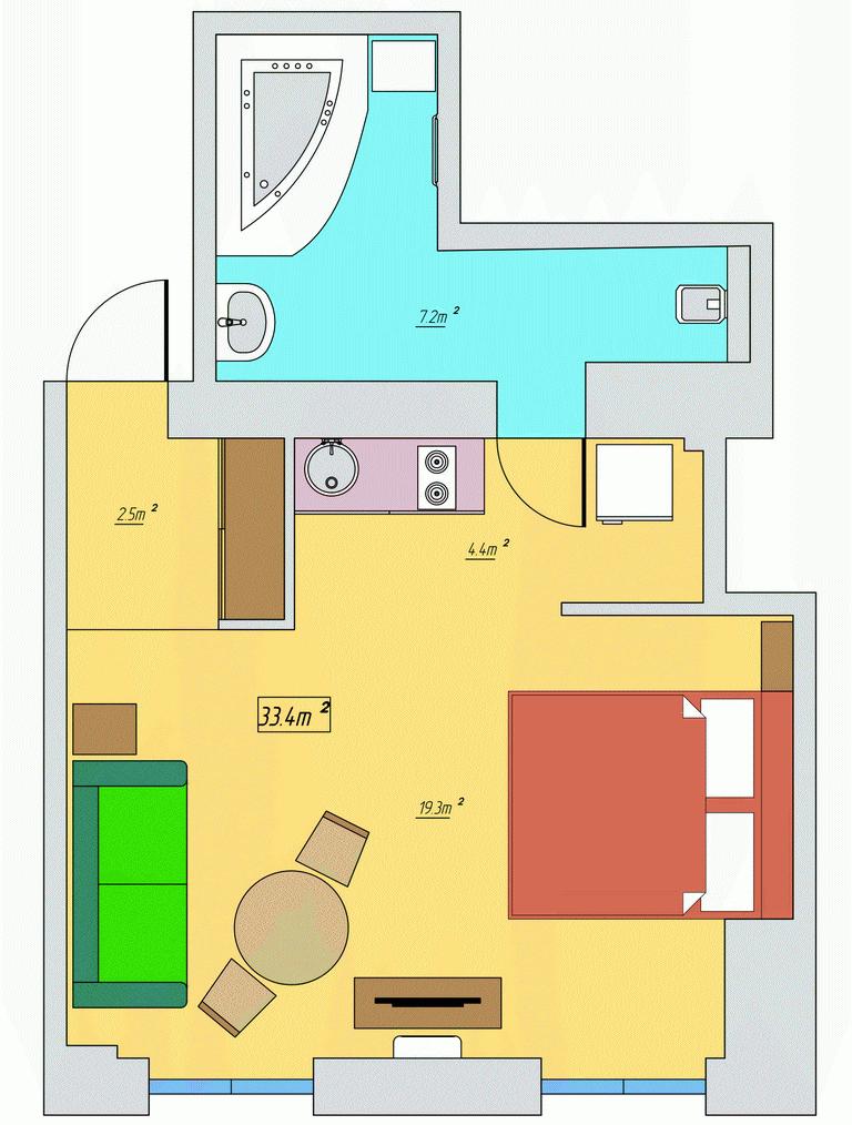 Partner Guest House - квартиры посуточно