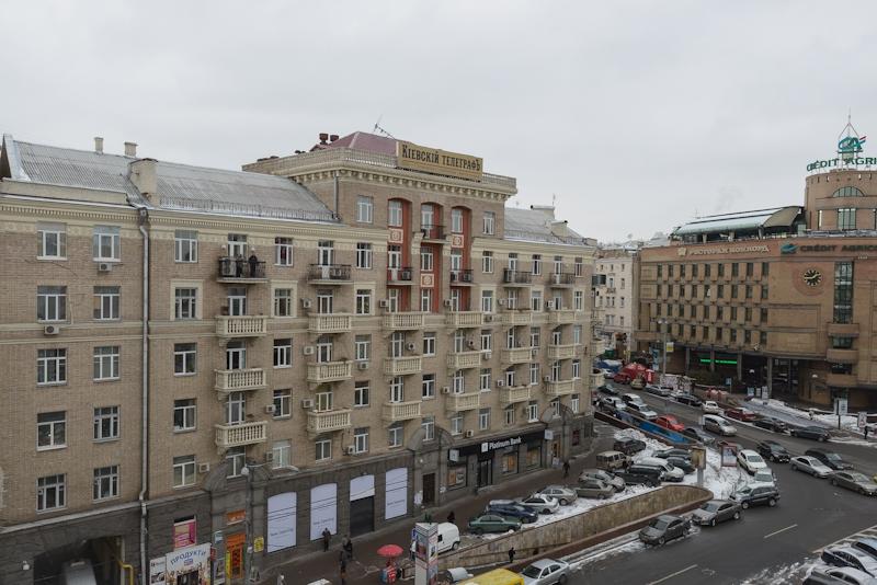 Снять посуточно - Большая Васильковская 25